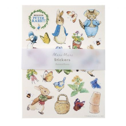 Peter Rabbit & Friends Party Stickers
